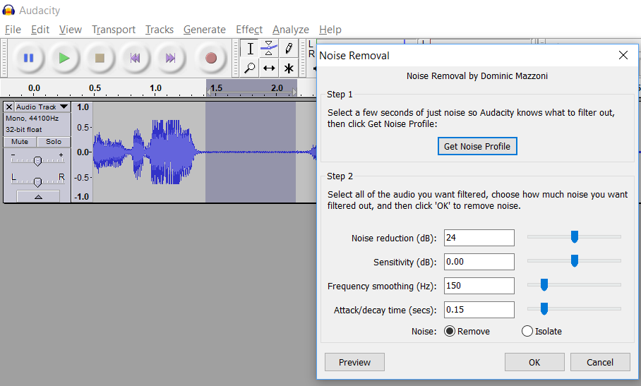 Recording your Voice With Good Quality in Audacity | MemoLeap